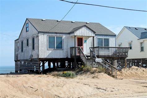 211 Kitty Hawk Nc Oceanfront Rental Home Kitty Hawk Hawk House Rentals