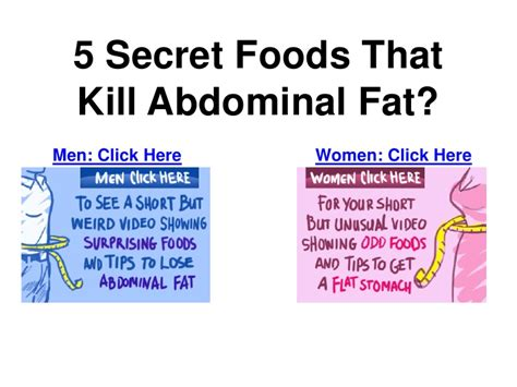 how to have a flat tummy after c section unusual tips to lose body fat and get a flat stomach
