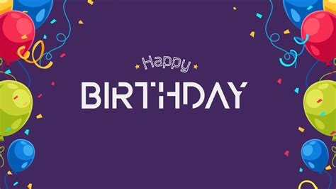 wallpaper happy birthday hd celebrations  popular