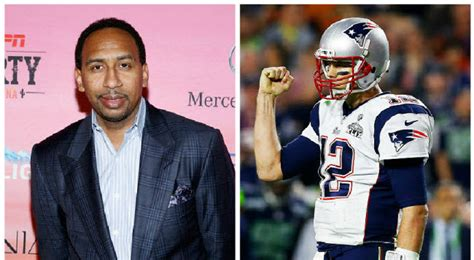 stephen a smith house stephen a smith calls out tom brady for white house absence