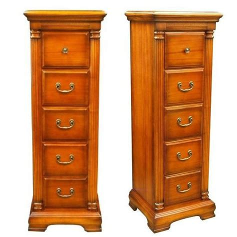 regency tallboy chest of 5 drawers akd furniture