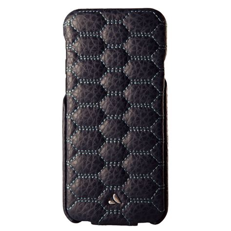 Vaja Caddie Collection Cases Include A Leather Bag To Carry Your Gadgets In by Top Matelasse Quilted Flip Top Iphone 7 Leather