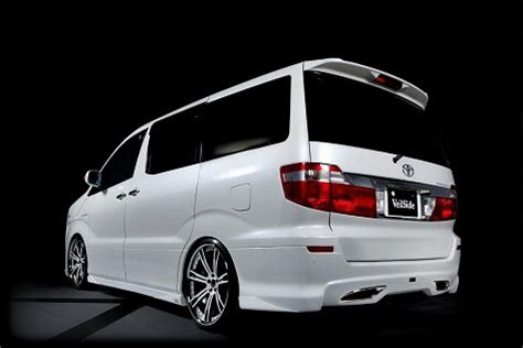 toyota minivan trying to be a rolls royce is so wrong