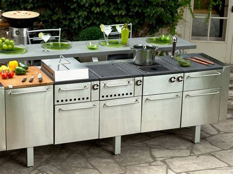 Modular Outdoor Kitchen Cabinets by Modular Outdoor Kitchen Cabinets Kinds Of The Modular