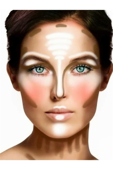 Makeup Contour what makeup do i need to to contour my mugeek