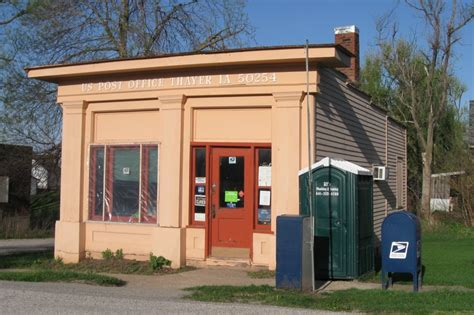 Wrightsville Post Office by Trying To Stay Calm And Collected In Plover Save The