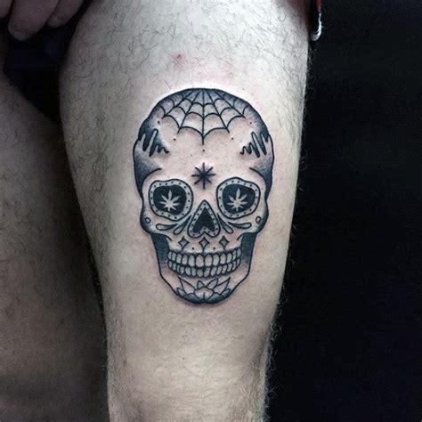 mens skull tattoo designs 100 sugar skull designs for cool calavera ink