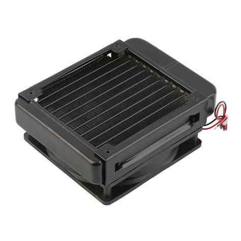Fan Cpu Laptop 120mm water cooling cpu cooler row heat exchanger radiator