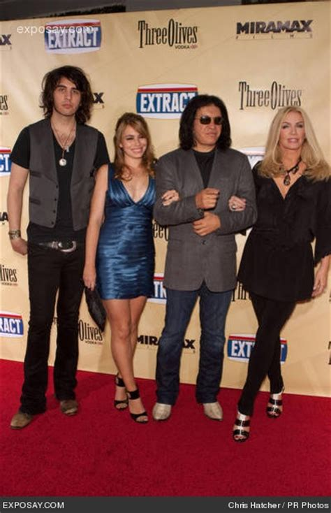 and jewels tv schedule gene simmons aka shannon tweed nick simmons and