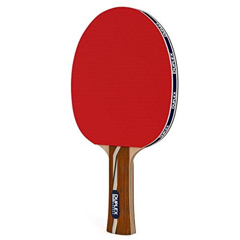 professional table tennis racket duplex 6 ping pong paddle best professional table