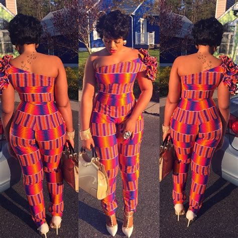 Ankara Style 2016 Jump Suit | top ten stylish ankara jumpsuit collections 2016 dabonke