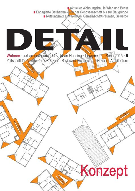 detail  konzept wohnen urban und gemischt