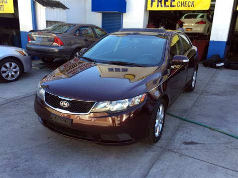 car owners manuals for sale 2010 kia forte lane departure warning used 2010 kia forte ex sedan 4 990 00