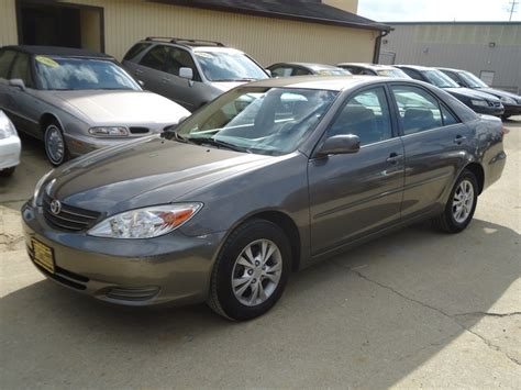 2004 Toyota Camry Tire Size 2004 Toyota Camry Le V6 For Sale In Cincinnati Oh Stock