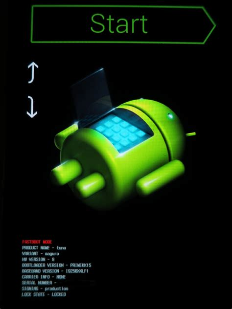 android bootloader falstaff yet another tech