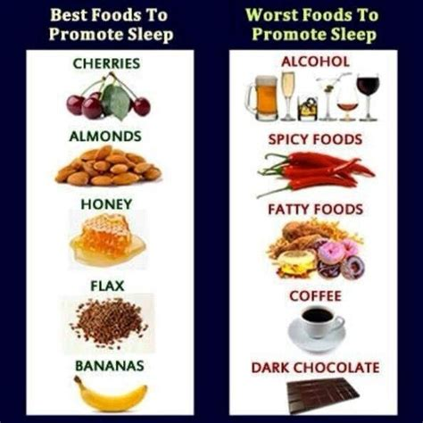 7 Foods To Avoid For A Nights Sleep by 16 Best Images About Sleep Habits On The