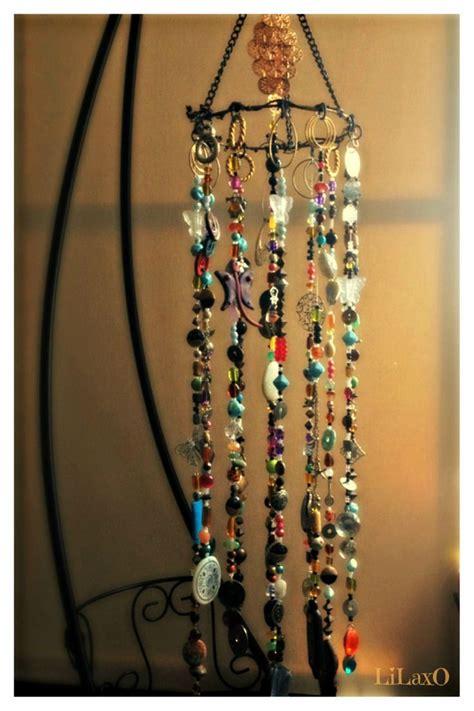 for home decor boho decor bohemian inspired mobile suncatcher hanging