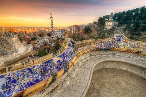 parc gueell barcelona meleah reardon google px