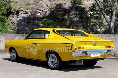 vj charger sold chrysler vj charger e48 six pack coupe auctions