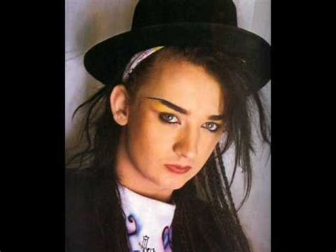 Boy George Me by Boy George Do You Really Want To Hurt Me