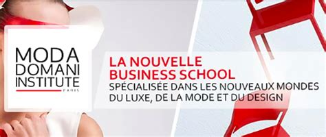 Fashion And Luxury Mba by Moda Domani Institute Ouvre Le Mba Fld Luxury Fashion