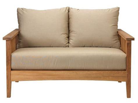 Sofa Two Seater by Goa 2 Seater Sofa By Tectona