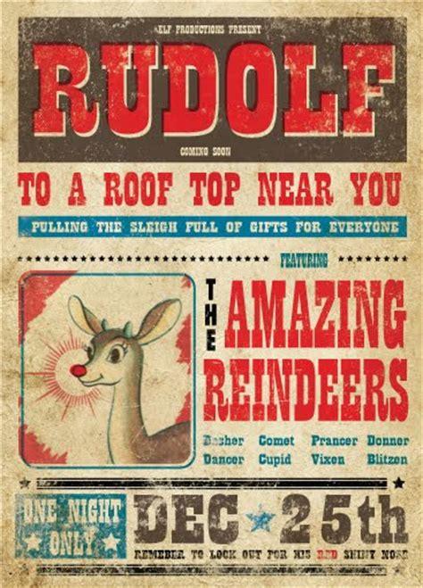 printable xmas posters items similar to vintage xmas retro posters on etsy