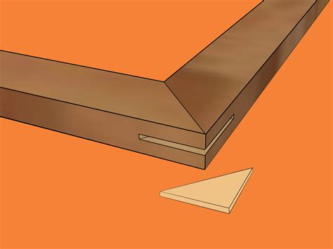 woodworking corners how to miter corners 13 steps with pictures wikihow