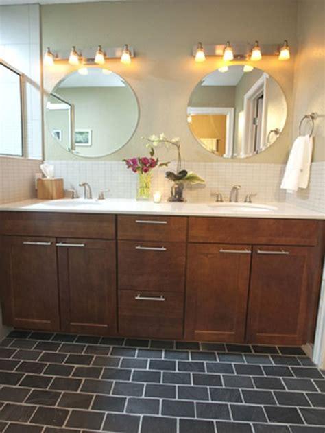 images  slate floor room designs  pinterest
