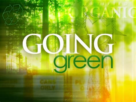 Greenliving by Memphis City Watch Cooper Young Is Going Green