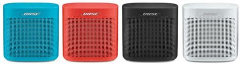 bose soundlink color review bose soundlink color ii bluetooth speaker review my