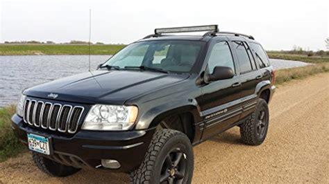 jeep grand led light bar 4x4 fabworks 99 04 grand wj 40in led light bar