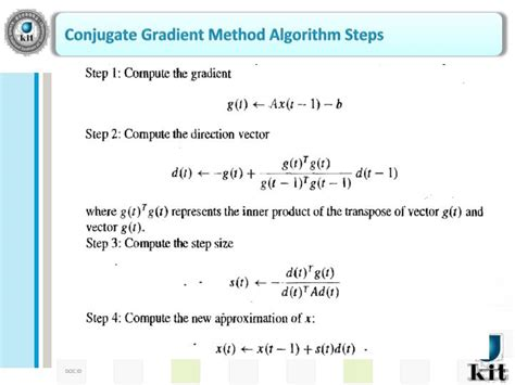 Conjugate Method Template by Ppt 2nd December 2013 Ashish Rauniyar Stu Id 20136126