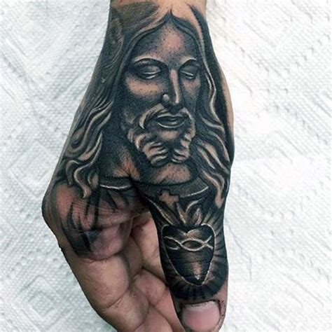 jesus hands tattoos 20 jesus designs for ink ideas