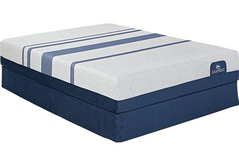 i comfort matress serta icomfort blue 300 king mattress set king mattress