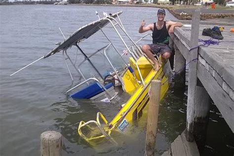 jon boat fails lets see your fishing fails page 2 2coolfishing