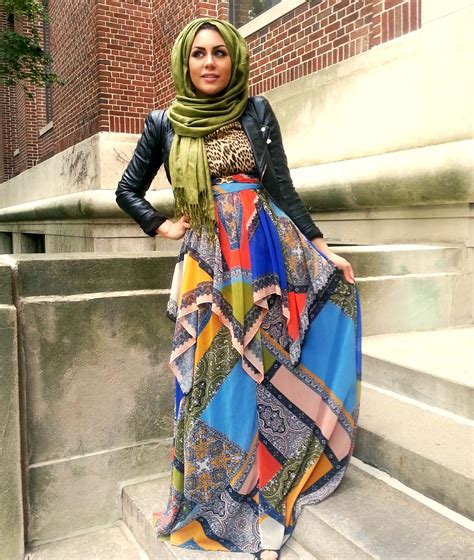 Maxi Vondir Tunik Maxi Dress modest maxi dress style hijabiworld
