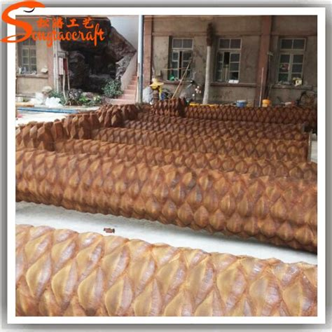 Decorative Tree Stumps For Sale by New Product 2015 China Artificial Decorative Tree Stumps For Sale Fiberglass Sliver Date Palm