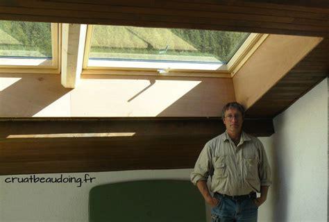 Hauteur Sous Plafond Minimale by Pose De Noue De Toiture Grenoble Pose Velux Sur