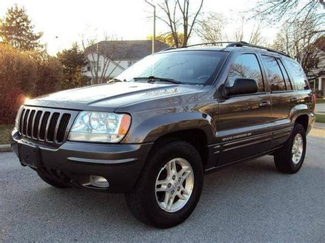 1999 Jeep Grand Limited Jeep Grand Limited Gold 1999 Mitula Cars