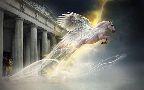 Und Pegasus In B 252 Quot Mythen Und Legenden Werden Zum Bild Quot Contest Psd Tutorials De