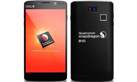 snapdragon mobile phones qualcomm announces snapdragon 810 mdp phone and tablet