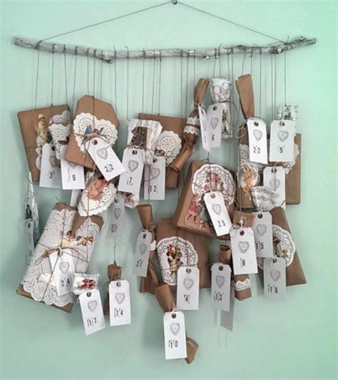 Do Your Calendar Make Your Own Beautiful Advent Calendar No Sew