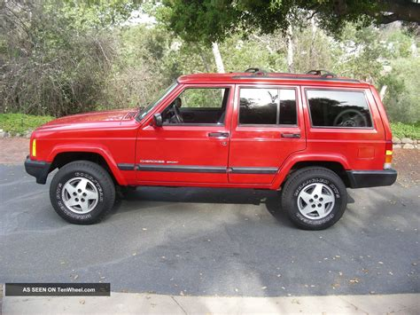 how to fix cars 1999 jeep cherokee auto manual 1999 jeep cherokee information and photos momentcar