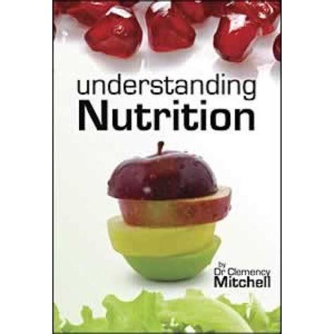 understanding nutrition books understanding nutrition