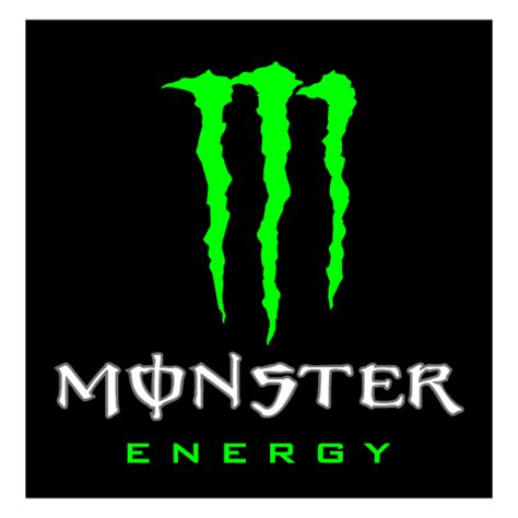 Gratis Aufkleber Monster Energy by Monster Energy Logo Vector Logo Monster Energy Download