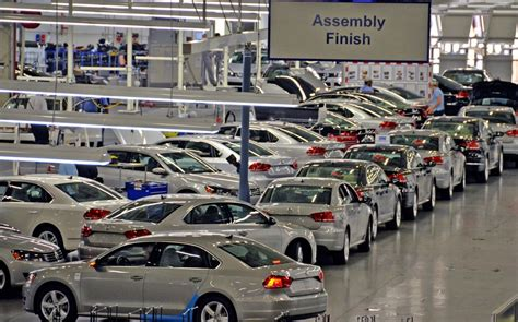 Volkswagen Uaw by Vw Skilled Workers In Tennessee To Get Uaw Vote Al