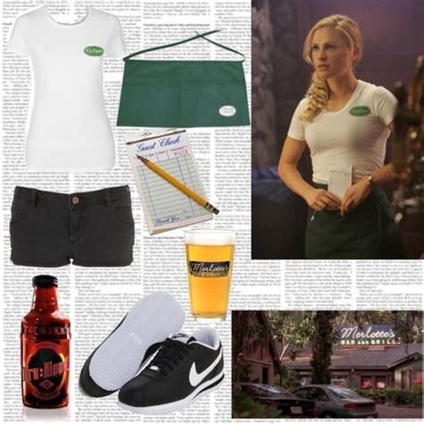 Sookie Stackhouse Wardrobe by Sookie Stackhouse Costume Miss Andrea