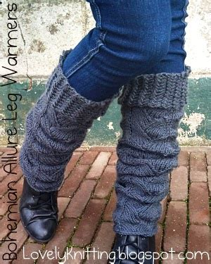 leg warmers knitting pattern 8 ply knitting s lovely knitting bohemian leg warmers