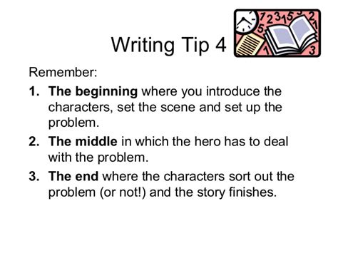 Tips For Writing Descriptive Essays by Narrative Writing Tips